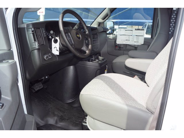 2020 Chevrolet Express 2500 4x2, Adrian Steel Commercial Shelving Upfitted Cargo Van #103276 - photo 12