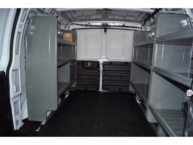 2020 Chevrolet Express 2500 4x2, Adrian Steel Commercial Shelving Upfitted Cargo Van #103276 - photo 19