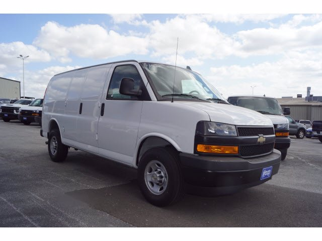 2020 Chevrolet Express 2500 4x2, Adrian Steel Commercial Shelving Upfitted Cargo Van #103276 - photo 3