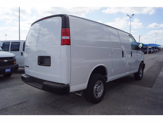 2020 Chevrolet Express 2500 4x2, Adrian Steel Commercial Shelving Upfitted Cargo Van #103276 - photo 5