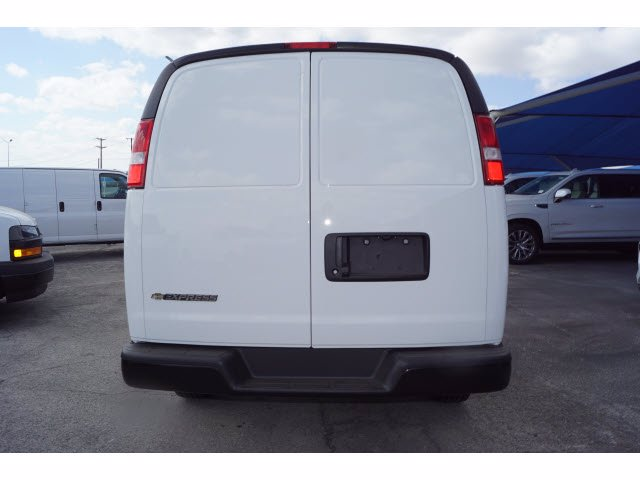 2020 Chevrolet Express 2500 4x2, Adrian Steel Commercial Shelving Upfitted Cargo Van #103276 - photo 6