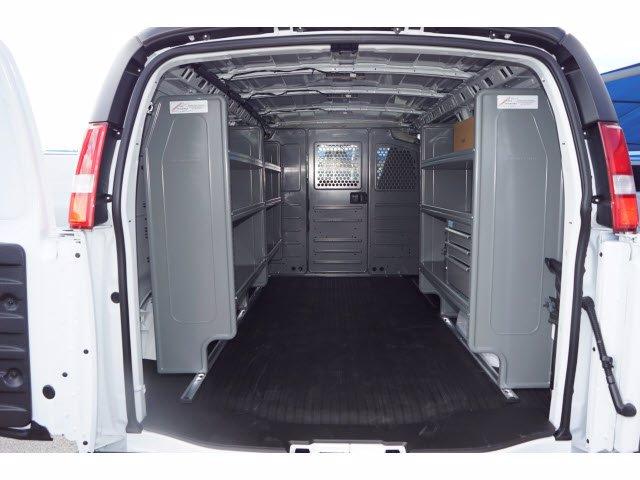 2020 Chevrolet Express 2500 4x2, Adrian Steel Upfitted Cargo Van #103276 - photo 1