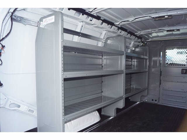 2020 Chevrolet Express 2500 4x2, Adrian Steel Commercial Shelving Upfitted Cargo Van #103276 - photo 8