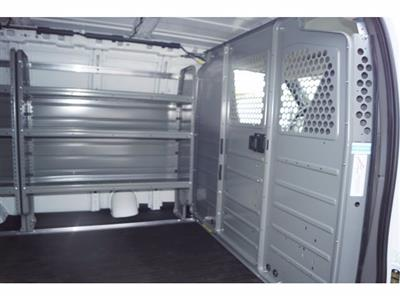 2020 Chevrolet Express 2500 4x2, Adrian Steel Commercial Shelving Upfitted Cargo Van #103276 - photo 10