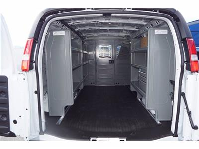 2020 Chevrolet Express 2500 4x2, Adrian Steel Commercial Shelving Upfitted Cargo Van #103276 - photo 2