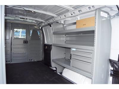2020 Chevrolet Express 2500 4x2, Adrian Steel Commercial Shelving Upfitted Cargo Van #103276 - photo 9