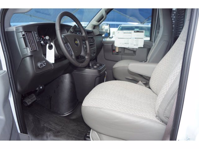 2020 Chevrolet Express 2500 4x2, Adrian Steel Commercial Shelving Upfitted Cargo Van #103277 - photo 12