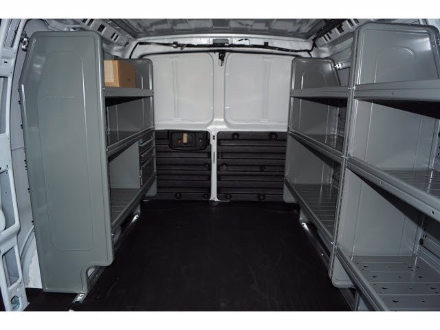 2020 Chevrolet Express 2500 4x2, Adrian Steel Commercial Shelving Upfitted Cargo Van #103277 - photo 20