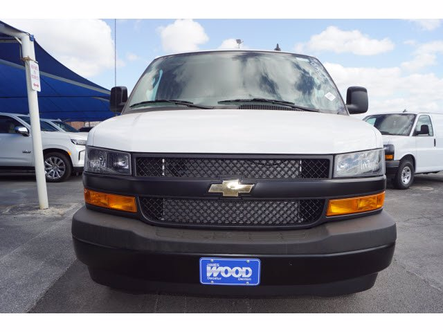 2020 Chevrolet Express 2500 4x2, Adrian Steel Commercial Shelving Upfitted Cargo Van #103277 - photo 4