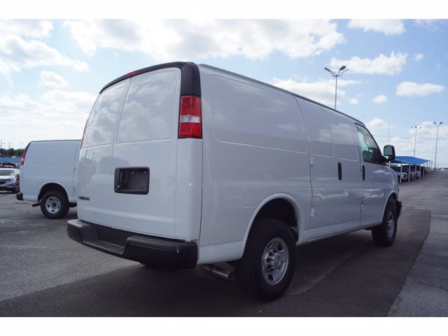 2020 Chevrolet Express 2500 4x2, Adrian Steel Commercial Shelving Upfitted Cargo Van #103277 - photo 5
