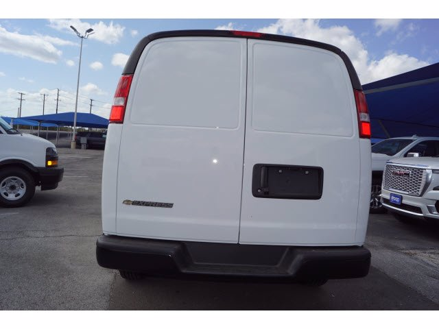 2020 Chevrolet Express 2500 4x2, Adrian Steel Commercial Shelving Upfitted Cargo Van #103277 - photo 6