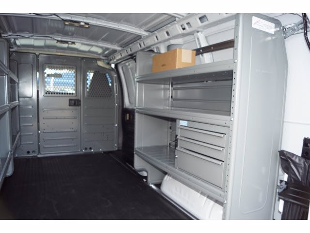 2020 Chevrolet Express 2500 4x2, Adrian Steel Commercial Shelving Upfitted Cargo Van #103277 - photo 9
