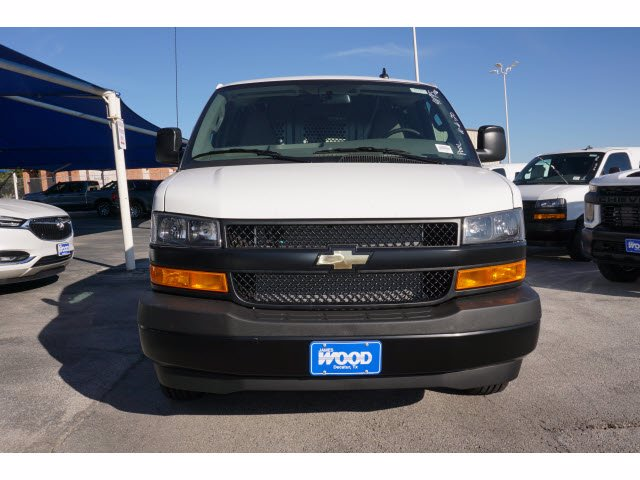 2020 Chevrolet Express 2500 4x2, Adrian Steel Commercial Shelving Upfitted Cargo Van #103281 - photo 3