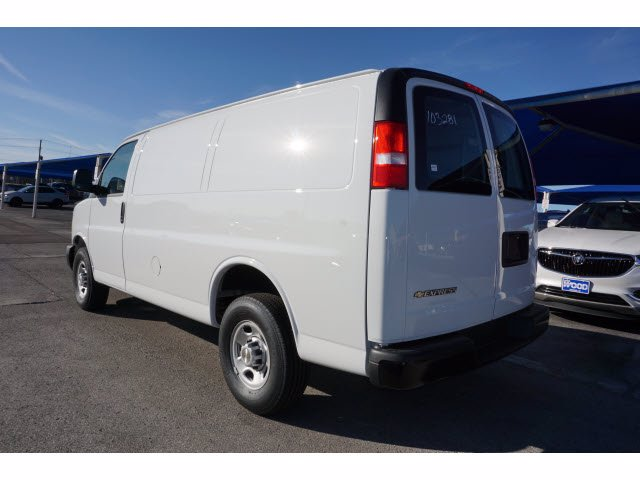 2020 Chevrolet Express 2500 4x2, Adrian Steel Commercial Shelving Upfitted Cargo Van #103281 - photo 8