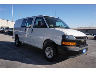 2020 Chevrolet Express 2500 4x2, Adrian Steel Commercial Shelving Upfitted Cargo Van #103281 - photo 4