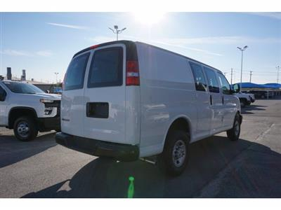 2020 Chevrolet Express 2500 4x2, Adrian Steel Commercial Shelving Upfitted Cargo Van #103281 - photo 5