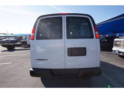 2020 Chevrolet Express 2500 4x2, Adrian Steel Commercial Shelving Upfitted Cargo Van #103281 - photo 6