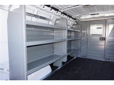 2020 Chevrolet Express 2500 4x2, Adrian Steel Commercial Shelving Upfitted Cargo Van #103281 - photo 7