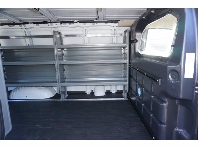 2020 Chevrolet Express 2500 4x2, Adrian Steel Upfitted Cargo Van #103282 - photo 2