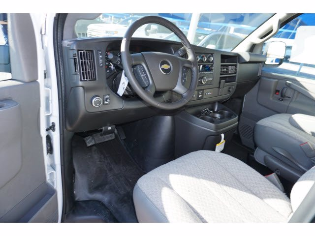2020 Chevrolet Express 2500 4x2, Adrian Steel Upfitted Cargo Van #103282 - photo 13