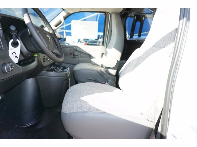 2020 Chevrolet Express 2500 4x2, Adrian Steel Upfitted Cargo Van #103282 - photo 14