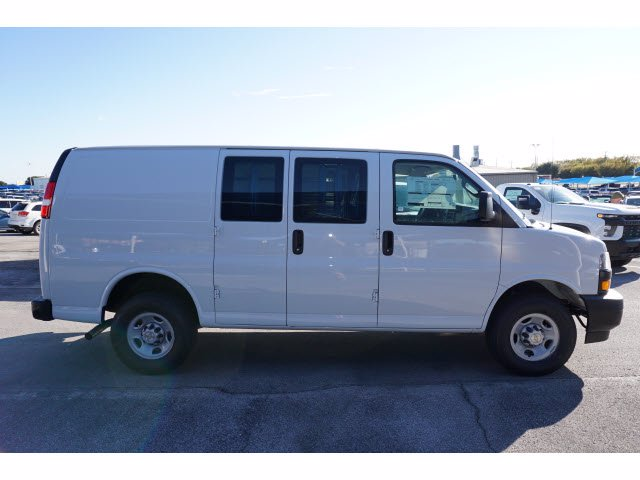 2020 Chevrolet Express 2500 4x2, Adrian Steel Upfitted Cargo Van #103282 - photo 5