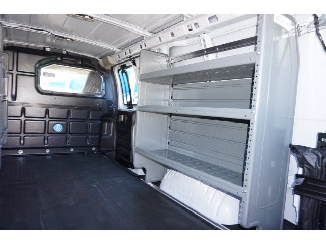 2020 Chevrolet Express 2500 4x2, Adrian Steel Upfitted Cargo Van #103282 - photo 10