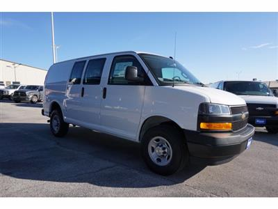 2020 Chevrolet Express 2500 4x2, Adrian Steel Upfitted Cargo Van #103282 - photo 4