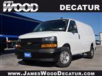 2020 Chevrolet Express 2500 4x2, Adrian Steel Upfitted Cargo Van #103282 - photo 1