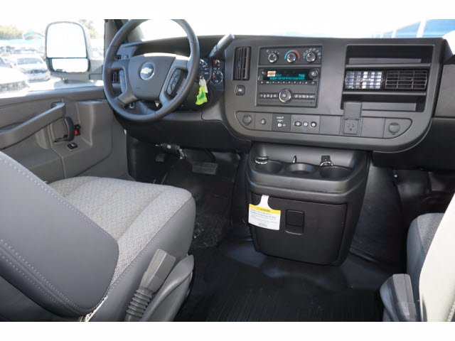2020 Chevrolet Express 2500 4x2, Adrian Steel Commercial Shelving Upfitted Cargo Van #103283 - photo 11