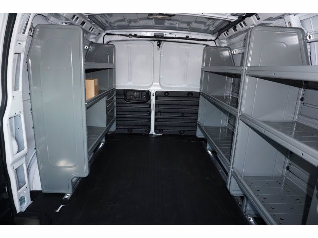 2020 Chevrolet Express 2500 4x2, Adrian Steel Commercial Shelving Upfitted Cargo Van #103283 - photo 2