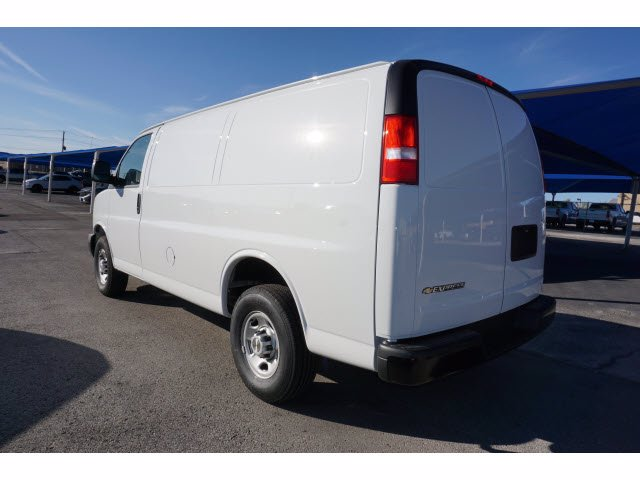 2020 Chevrolet Express 2500 4x2, Adrian Steel Commercial Shelving Upfitted Cargo Van #103283 - photo 7