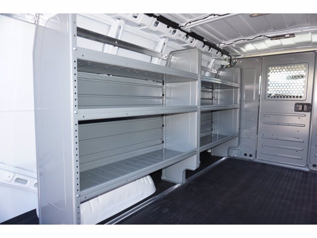 2020 Chevrolet Express 2500 4x2, Adrian Steel Commercial Shelving Upfitted Cargo Van #103283 - photo 8