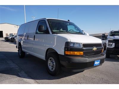 2020 Chevrolet Express 2500 4x2, Adrian Steel Commercial Shelving Upfitted Cargo Van #103283 - photo 3
