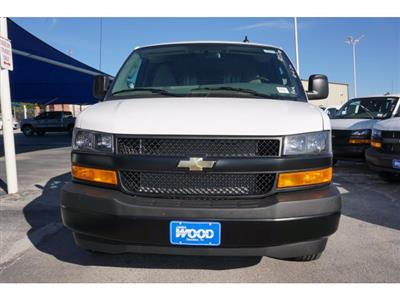 2020 Chevrolet Express 2500 4x2, Adrian Steel Commercial Shelving Upfitted Cargo Van #103283 - photo 4