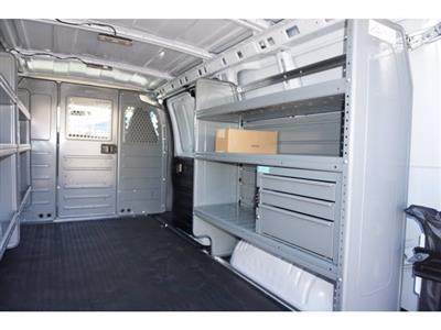 2020 Chevrolet Express 2500 4x2, Adrian Steel Commercial Shelving Upfitted Cargo Van #103283 - photo 9