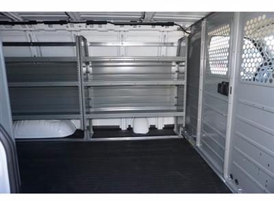 2020 Chevrolet Express 2500 4x2, Adrian Steel Commercial Shelving Upfitted Cargo Van #103283 - photo 10