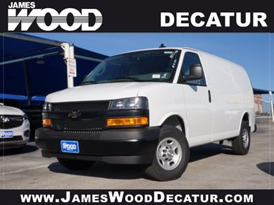 2020 Chevrolet Express 2500 4x2, Adrian Steel Commercial Shelving Upfitted Cargo Van #103283 - photo 1