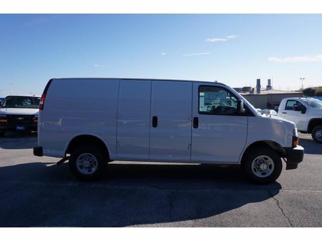 2020 Chevrolet Express 2500 4x2, Adrian Steel PHVAC Upfitted Cargo Van #103284 - photo 4