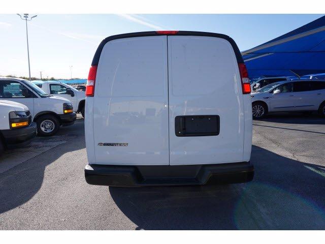 2020 Chevrolet Express 2500 4x2, Adrian Steel PHVAC Upfitted Cargo Van #103284 - photo 6