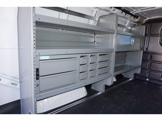 2020 Chevrolet Express 2500 4x2, Adrian Steel PHVAC Upfitted Cargo Van #103284 - photo 8