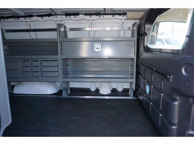 2020 Chevrolet Express 2500 4x2, Adrian Steel PHVAC Upfitted Cargo Van #103284 - photo 2