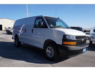 2020 Chevrolet Express 2500 4x2, Adrian Steel PHVAC Upfitted Cargo Van #103284 - photo 3
