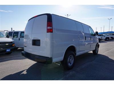 2020 Chevrolet Express 2500 4x2, Adrian Steel PHVAC Upfitted Cargo Van #103284 - photo 5