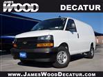 2020 Chevrolet Express 2500 4x2, Adrian Steel PHVAC Upfitted Cargo Van #103284 - photo 1