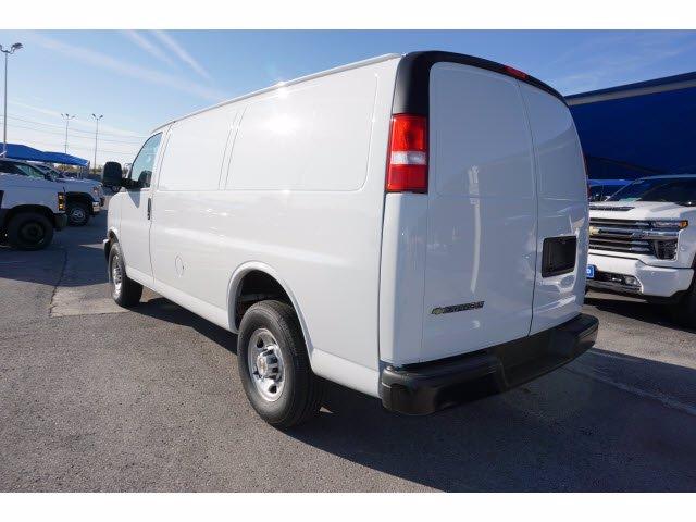 2020 Chevrolet Express 2500 4x2, Adrian Steel PHVAC Upfitted Cargo Van #103285 - photo 8