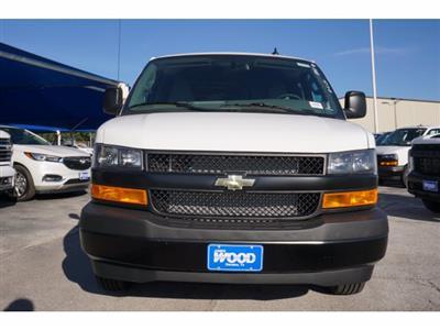2020 Chevrolet Express 2500 4x2, Adrian Steel PHVAC Upfitted Cargo Van #103285 - photo 3