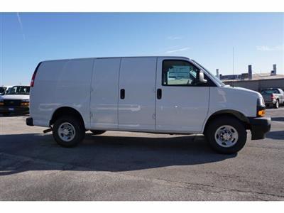 2020 Chevrolet Express 2500 4x2, Adrian Steel PHVAC Upfitted Cargo Van #103285 - photo 5