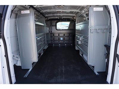 2020 Chevrolet Express 2500 4x2, Adrian Steel PHVAC Upfitted Cargo Van #103285 - photo 2