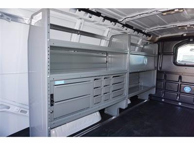 2020 Chevrolet Express 2500 4x2, Adrian Steel PHVAC Upfitted Cargo Van #103285 - photo 9